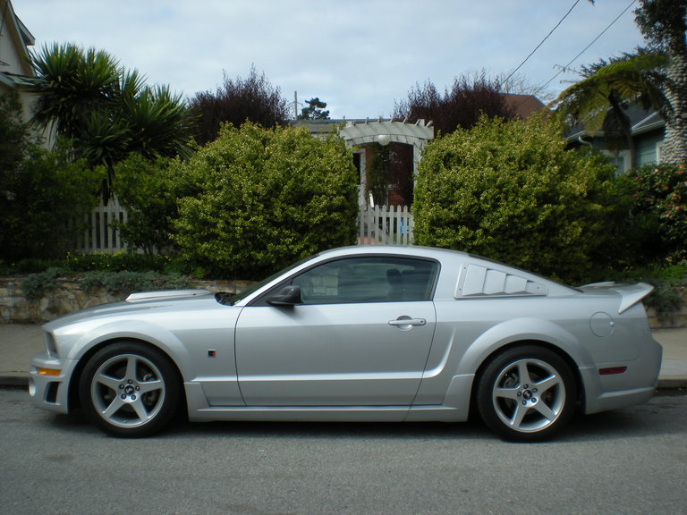 2005 - Ford, Roush Mustang GT