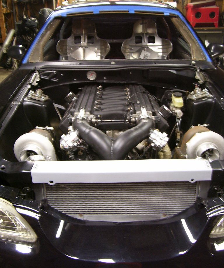 1994 - Ford, Cobra with Viper engine