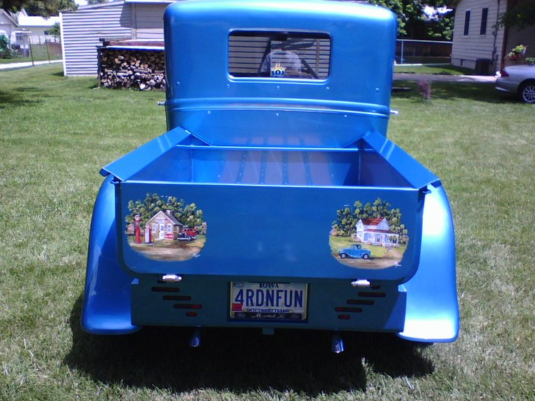 1930 - Ford, Model A Pickup