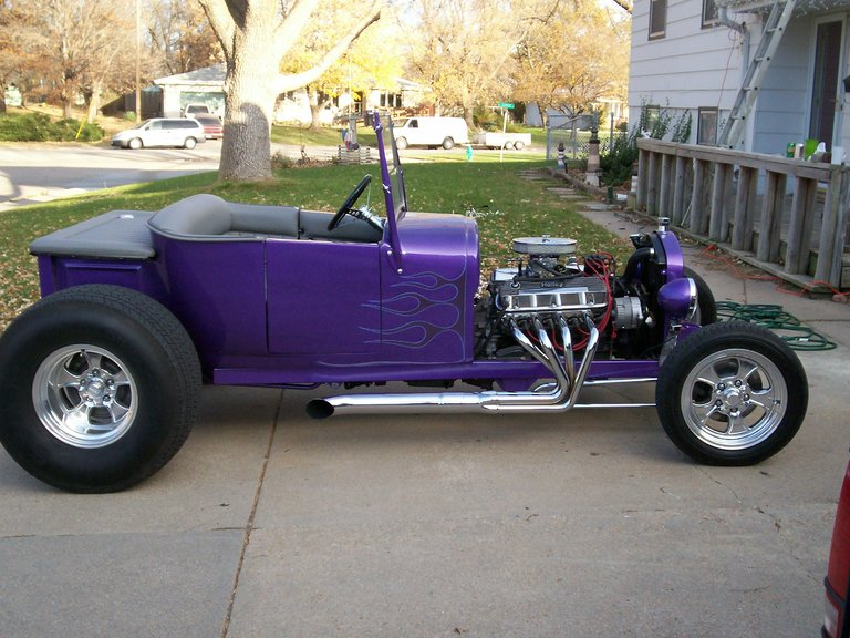 1927 - Ford, Roadster