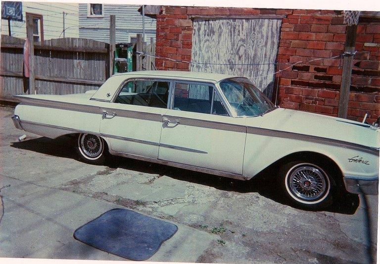 1960 - ford, galaxie