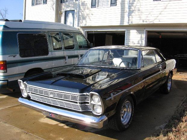1966 - ford, galaxie 500