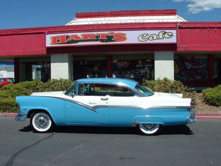1956 - Ford, Victoria