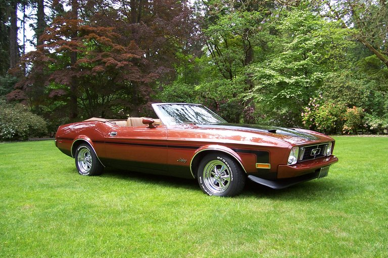 1973 - Ford, Mustang