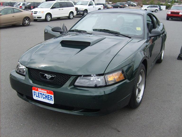 2001 - Ford, Mustang GT Bullitt