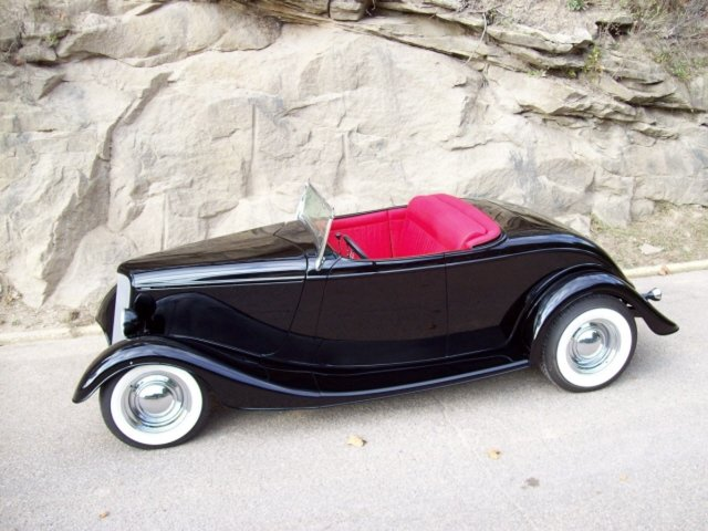 1933 - Ford, Roadster