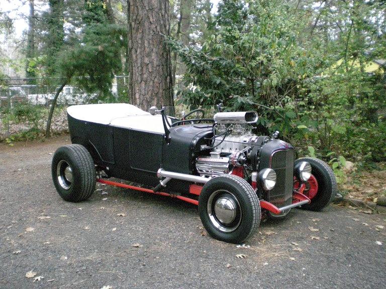 1927 - Ford, Tub