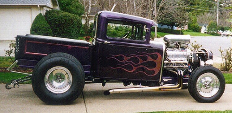 1930 - Ford, Pick up