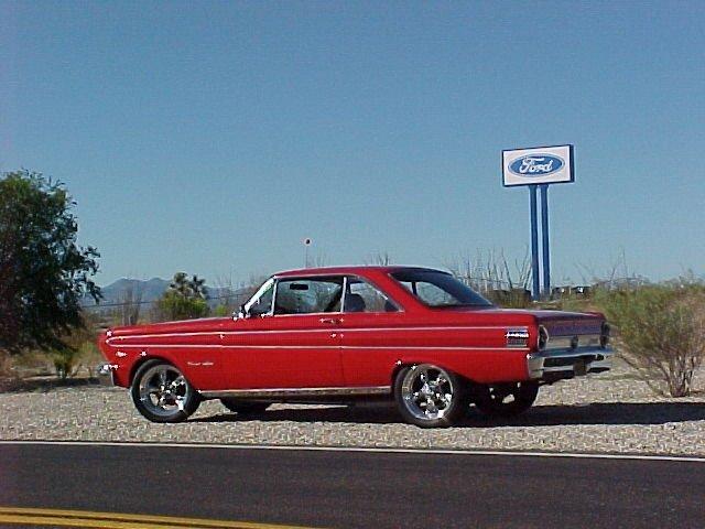 1964 - Ford, Falcon Sprint