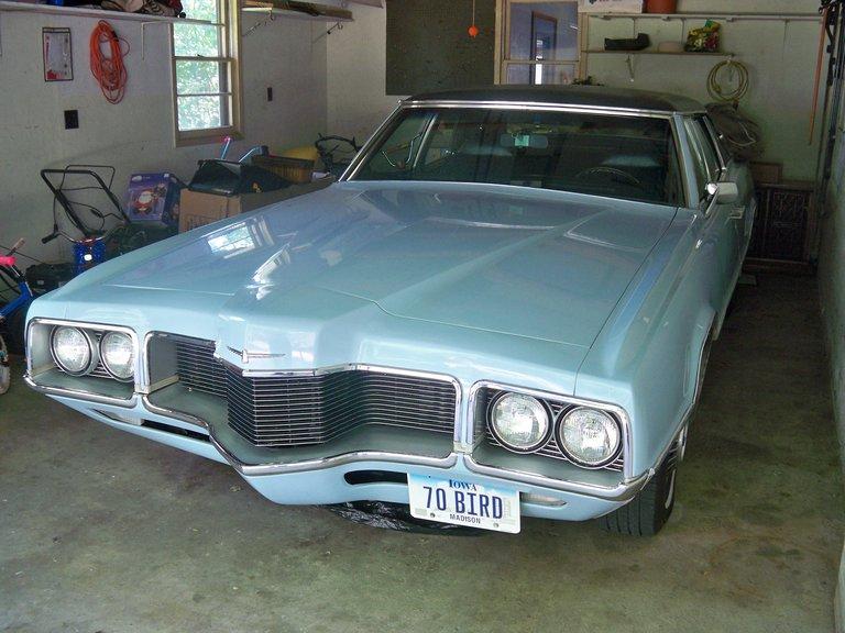 1970 - Ford, Thunderbird