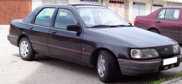 """1989 - Ford, Sierra 1.6L LX - """"Tiffany"""""""