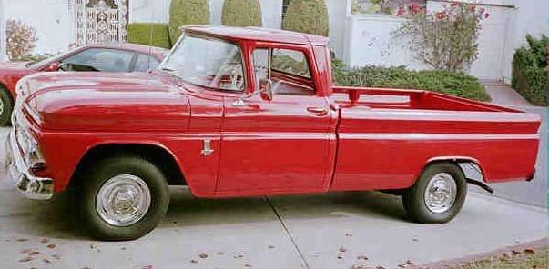 1963 - Chevrolet, C10