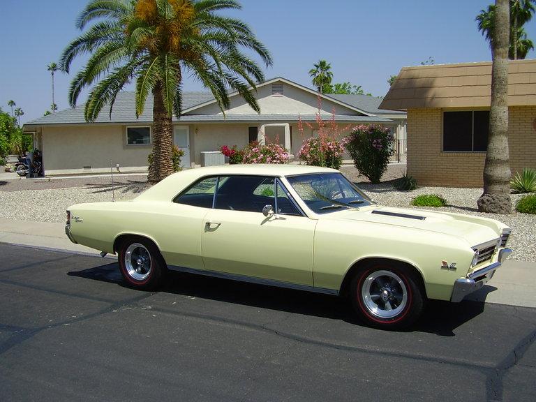 1967 - Chevelle, SS 396