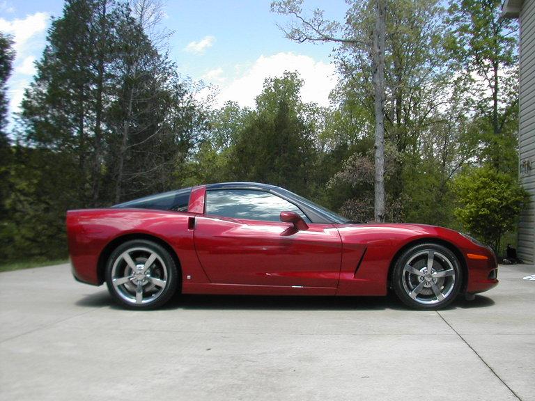 2008 - Chevrolet, Corvette