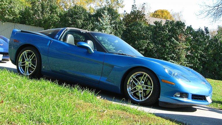 2008 - Chevrolet, Corvette C6