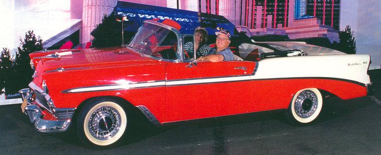 1956 - Chevrolet, Bel Air