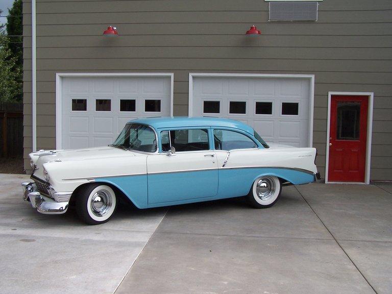 1956 - Chevrolet, Delray