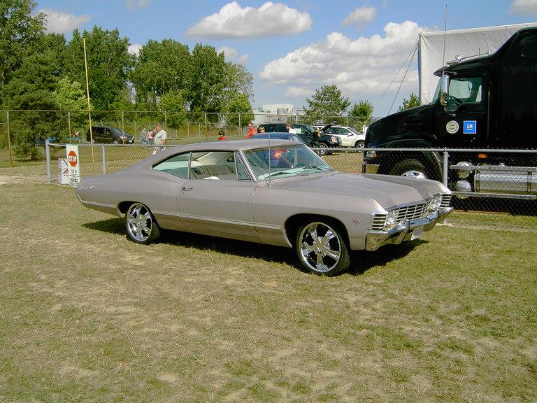 1967 - chevy, impala