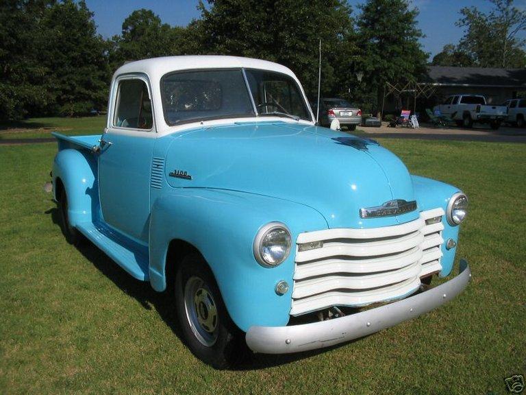 1953 - Chevrolet, 3100 Pickup