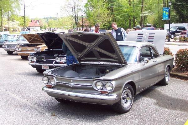 1964 - Chevrolet, Corvair