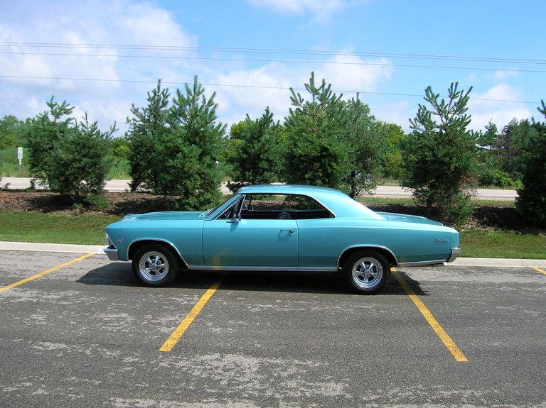 1966 - Chevrolet, Chevelle Malibu