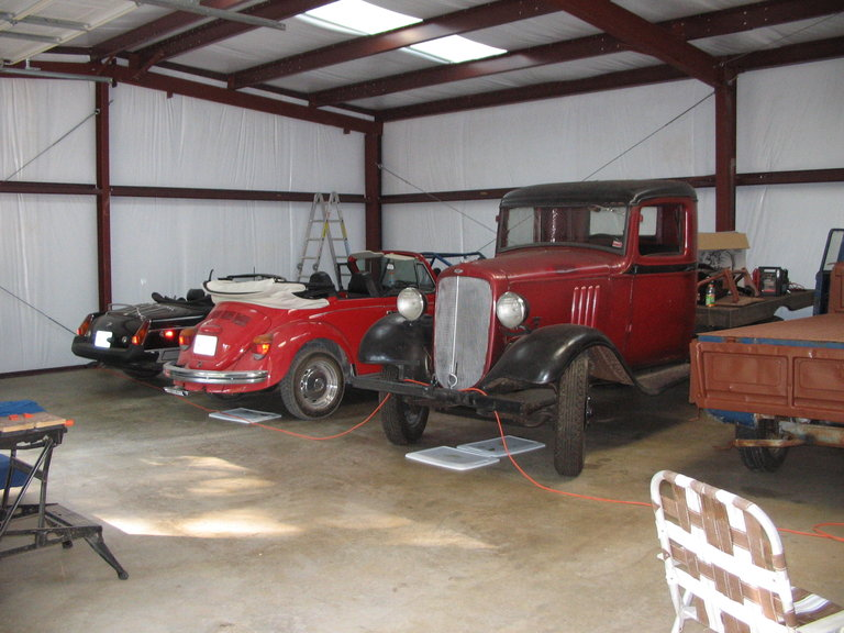1934 - Chevrolet, 1 1/2 Ton Flat Bed