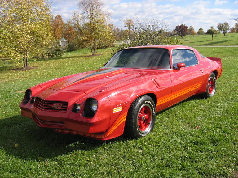 1980 - Chevrolet, Camaro Z28