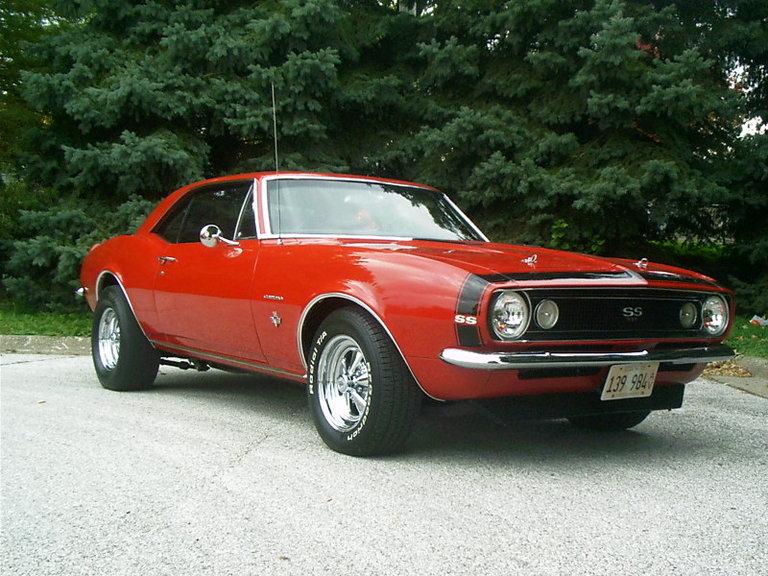 1967 - Chevy, Camaro