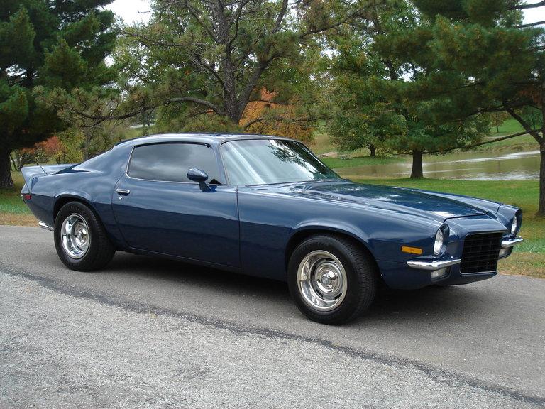 1972 - Chevrolet, Camaro