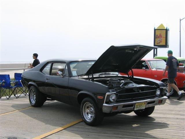 1972 - Chevy, Nova