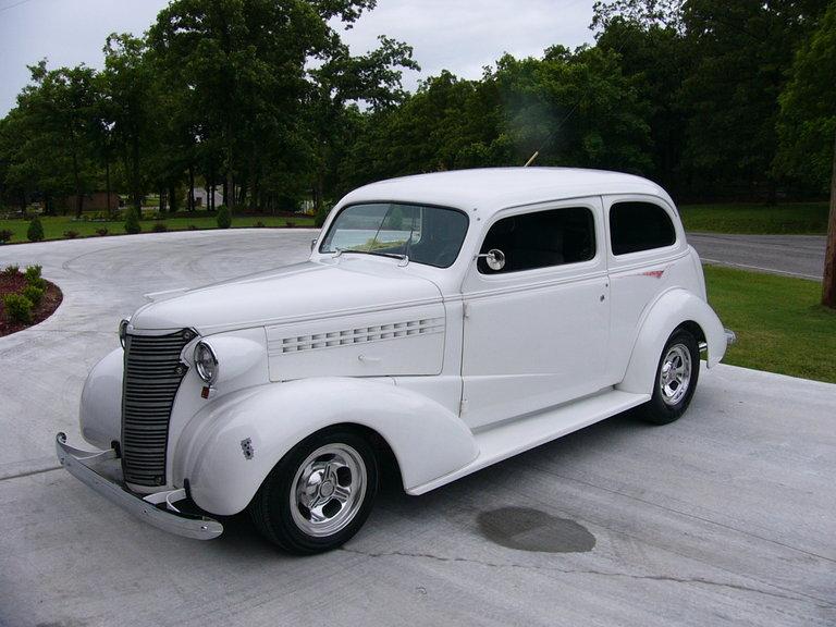 1938 - Chevy, 2 Door Sedan
