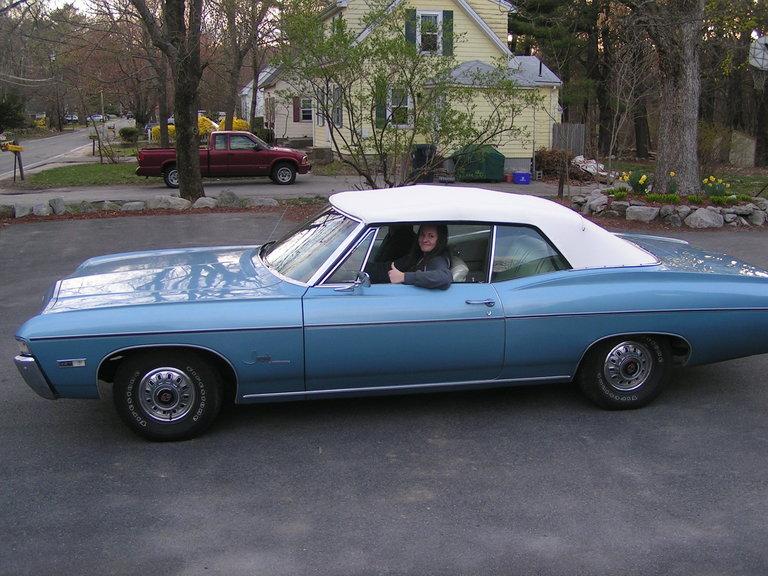 1968 - Chevy, Impala
