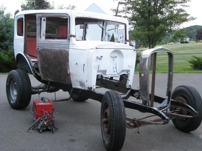 1932 - chevrolet, Confederate