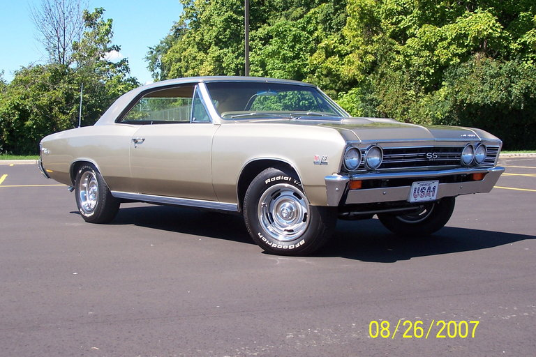 1967 - Chevelle, SS396