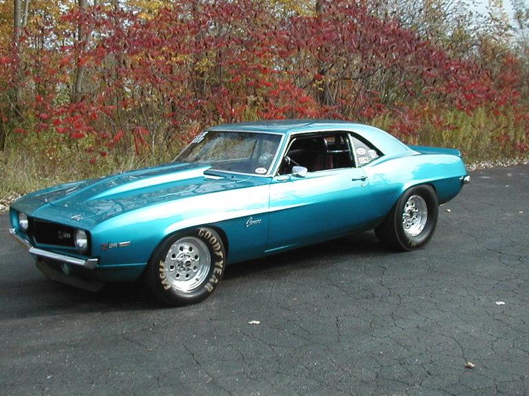 1969 - Chevrolet, Camaro