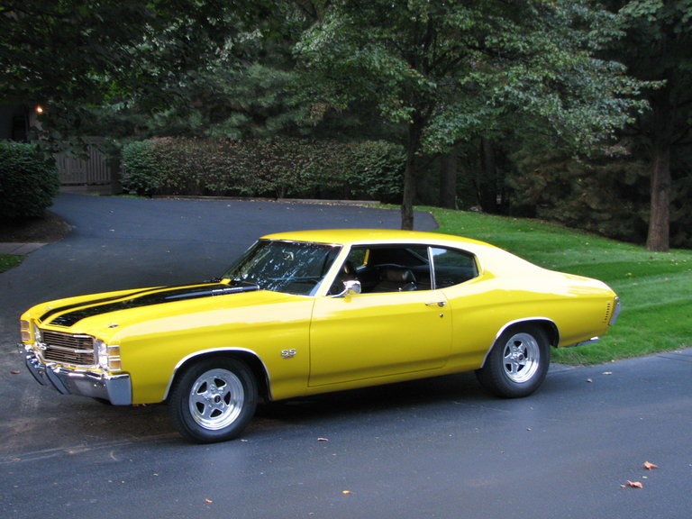 1971 - Chevrolet, Chevelle