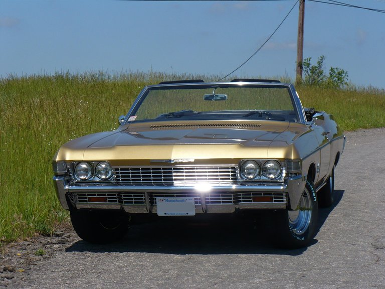 1968 - Chevrolet, Impala