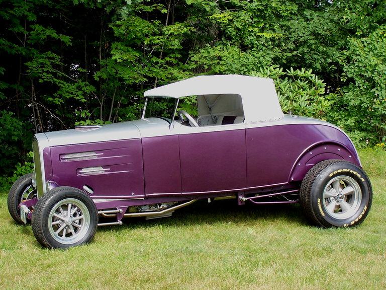 1932 - Chevrolet, High boy roadster