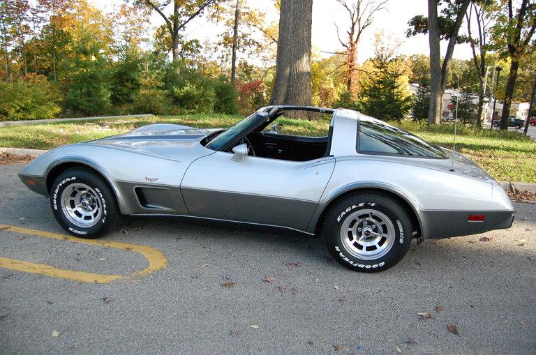 1978 - Chevrolet, Corvette