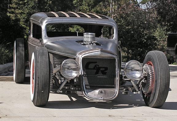 1934 - Chevrolet, 2 door