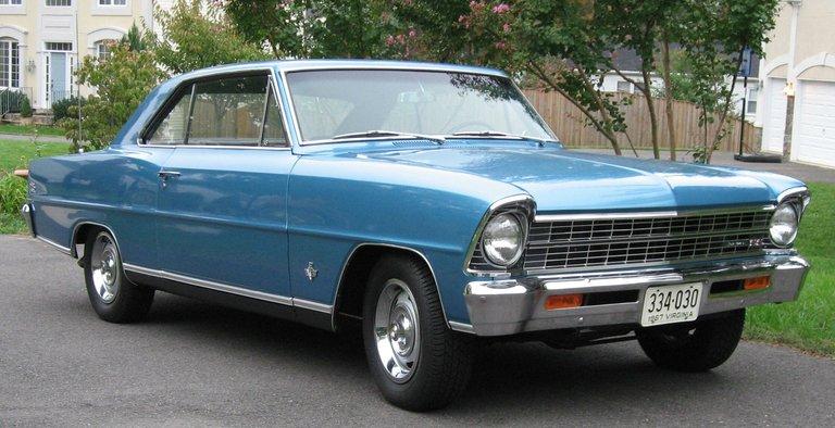 1967 - Chevrolet, Nova
