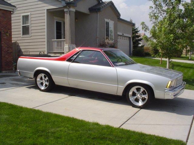 1979 - Chevrolet, El Camino