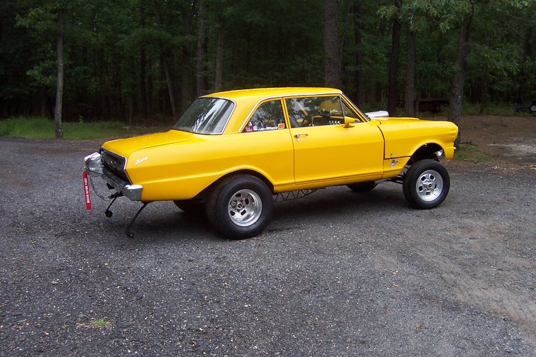 1962 - Chevrolet, Chevy II Nova