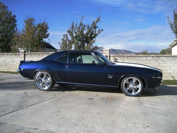 1969 - Chevrolet, Camaro rs/ss