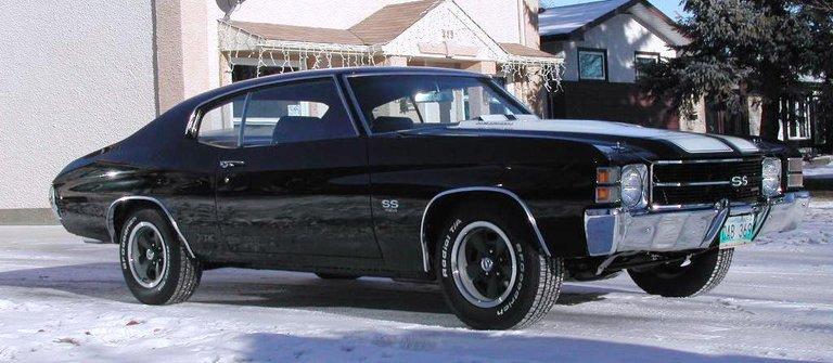 1971 - Chevelle, Malibu