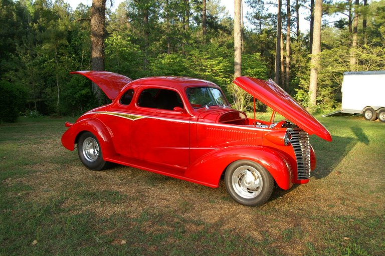 1938 - Chevrolet, Coupe