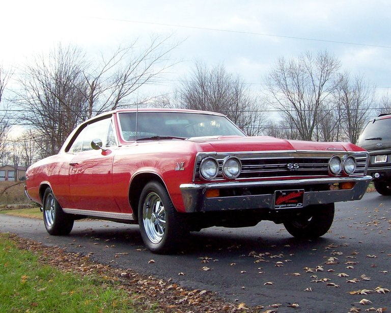 1967 - Chevy, Chevelle