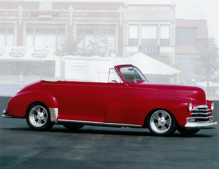1948 - Chevy, Convertible