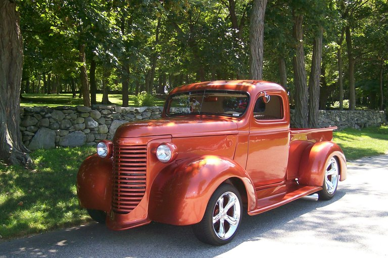 1939 - Chevy, Pick Up Truck