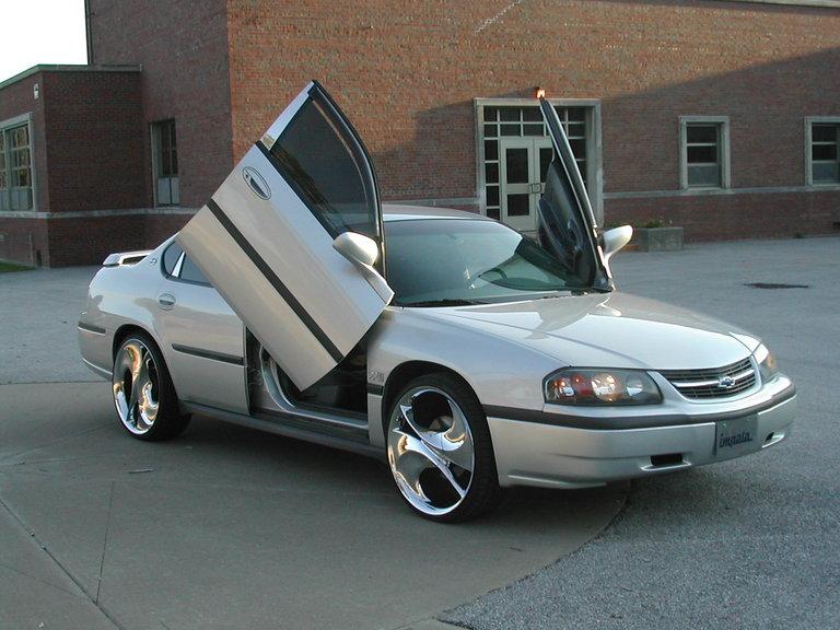 2002 - Chevrolet, Impala